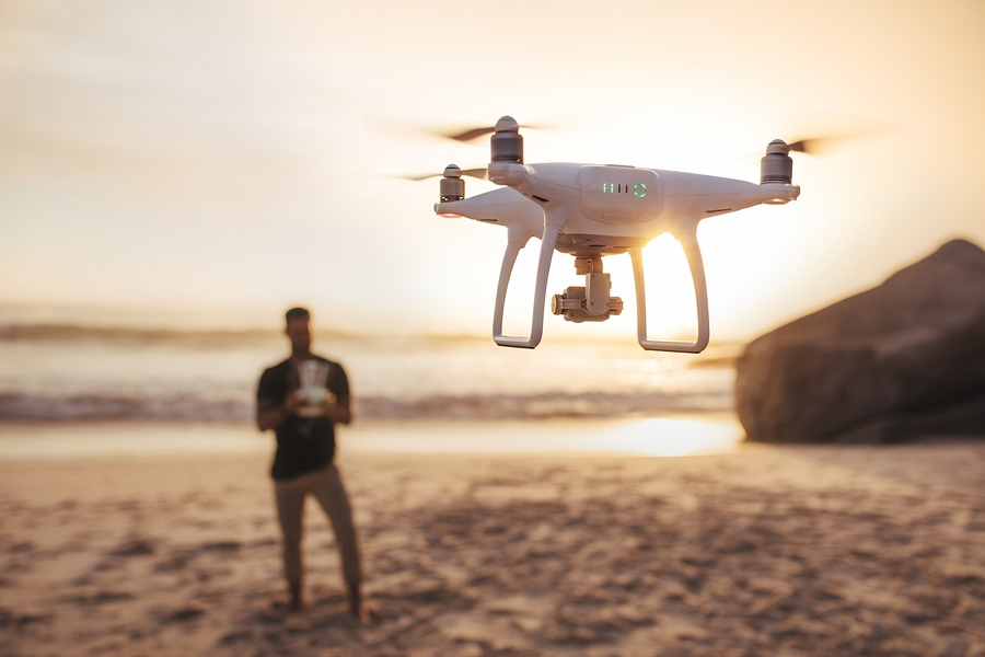 pilote de drone un avenir assur dans une vari t de domaines